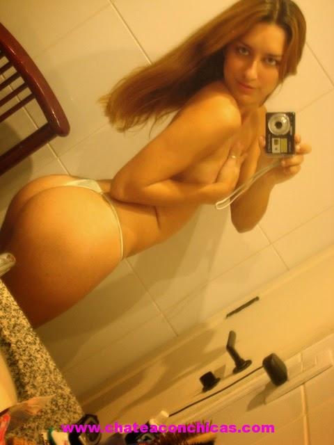 Novinha peladinha no selfie do sexo (10)