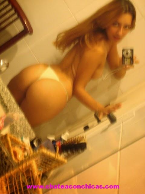 Novinha peladinha no selfie do sexo (8)