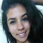 Chavita de 18 años se desnuda por facebook