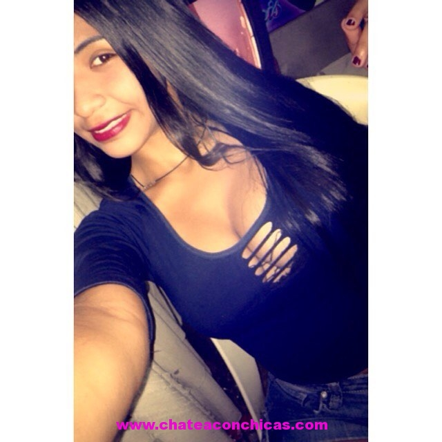 hermosa chica chichona mexicana