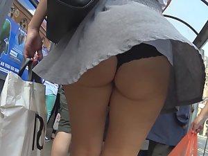 Descuidos en Falda fotos bajo la falda de chicas